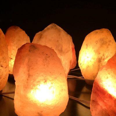 La lampe de sel : la touche bien-être dans votre intérieur